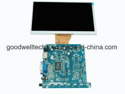 Toque em Sem Caixilho Módulo LCD de 7 Polegadas com HDMI entrada VGA
