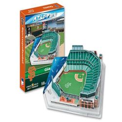 O modelo 133PCS do estádio dos EUA do brinquedo de DIY caçoa o enigma 3D (10219081)