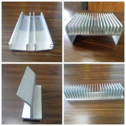 Profielen van het Aluminium van Heatsink de Goedkope Pneumatische Cilinder Aangepaste