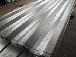 Staalplaat van de Deklaag van het zink de Golf40-180g/Galvanized voor het Blad van het Dakwerk