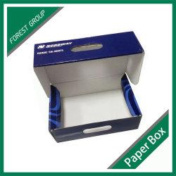 Botas de esqui de papel caixa de embalagem para venda por grosso