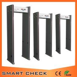 Дешевые металлоискателя 6 зоны ходьбы через металлоискатель органа безопасности детектор