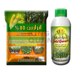 Rei da agroquímica Quenson herbicida atrazine Preço de fábrica Direto Atrazine 98%TC 50%WP