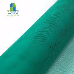 La couleur verte des moustiquaires en fibre de verre pour la fenêtre à mailles de l'écran d'insectes
