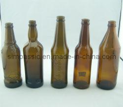 حارّ عمليّة بيع بيع بالجملة [330مل] [كروون كب] زجاجيّة جعة أسود زجاجة