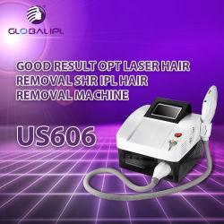 Machine van de Schoonheid IPL+RF+E van Globalipl de Draagbare Lichte (US606S)