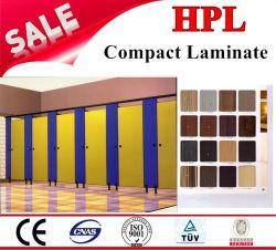 Stratifié compact HPL de 8mm pour le mobilier