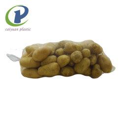 Forte de frutos de Embalagem reciclável cebola vegetais Saco de malha de PP