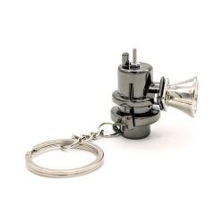 Anneau de clé en métal personnalisé cadeau de promotion de la bande de fournitures en alliage de zinc multi outils en plastique