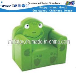 Kind-Möbel-Frosch-Typ kleines einzelnes Sofa (HF-09806)