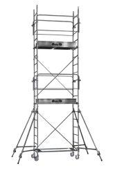 Alumínio móveis Torre de andaimes fabricados na China