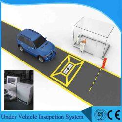 Под автомобилем Uvss системы видеонаблюдения Uvss300f для отеля, посольство, тюремного