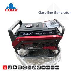2.6Kw 2600W 50Hz 3kw 3000W 60Hz la pequeña luz de Encendido del Generador Gasolina arranque eléctrico portátil