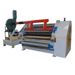 Adsorción de cartón corrugado Fingerless de vacío que facer una sola máquina