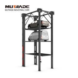 3 4 5 Nivel Mutrade Fpsp apiladora elevación de la serie de estacionamiento