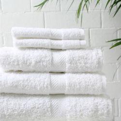 Het Witte Katoen van de Handdoeken van de Kwaliteit 500GSM van de Premie van het hotel