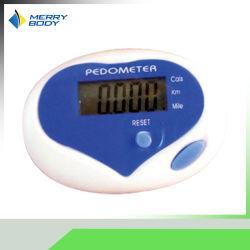 Mini resistente al agua movimiento el paso del contador de calorías podómetro digital multifunción