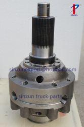 De differentiële Shell Differentiële Delen van de Vrachtwagen van de Delen van de Aanhangwagen van het Geval van de Transmissie van Customizedtruck van de Delen van de As van de Assemblage van de Huisvesting Differentiële