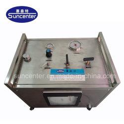 Teste de Pressão de água Suncenter bomba para tubo/mangueira/tubo/medidor/Válvula