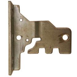 Aluminiummetall, das Leerzeichen-Aluminiumherstellungs-Houston-Aluminiumherstellungs-Alphabet-Stempel-Alphabet-Metallstempel-Set stempelt