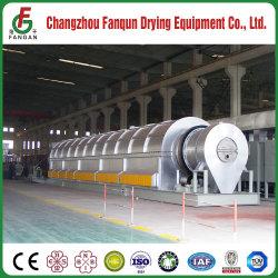 Asciugatrice rotativa diplomata iso del Ce, essiccatore rotativo per minerale metallifero, sabbia, carbone, residui dal fornitore cinese superiore