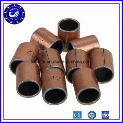 Les bagues en bronze métriques Tin-Bronze auto-lubrification des roulements de bloc pour la métallurgie