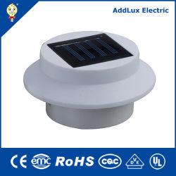 Wasserdichtes Cer GroßhandelsuL Saso 2W SMD wärmen weißes integrierte alle in einem Solar-LED-hellen Panel für Außenbeleuchtung von der besten Verteiler-Fabrik