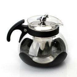 Tetera con Colador de té tetera de vidrio fabricante