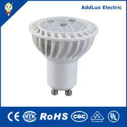 ホテル、アクセント、棒、カウンター、ショールーム、表示、最もよいディストリビューターの工場からの寝室の照明のためのセリウムUL Saso 5Wの穂軸Gu5.3 LEDのスポットライトランプ中国製