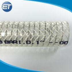 Гибкая/ Flex ПВХ волокна экранирующая оплетка и пружинных/ спираль стальной проволоки шланг