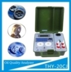 Instruments de l'analyse d'huile lubrifiante