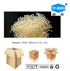 Adhésifs Hot melt pour P Package avec UV papier papier papier Pet, BOPP