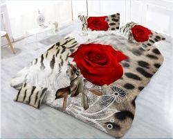 3D-печати полиэстер постельное белье домашний текстиль