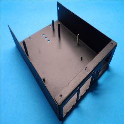 Il metallo su ordinazione Stampings con le applicazioni di Verious ha timbrato il montaggio delle parti di metallo della parentesi o del contenitore di lamiera sottile dell'acciaio inossidabile del metallo della lamina di metallo