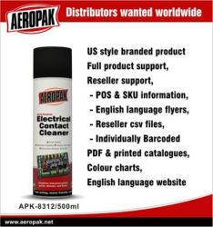 Aeropak Быстродействующие очистителя электрических контактов