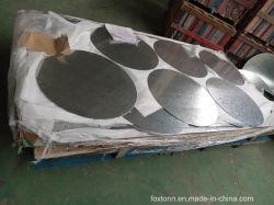 OEM de découpe laser en acier galvanisé