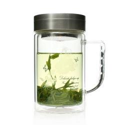 Fuguang 700b-520 tasse de thé en verre avec filtre