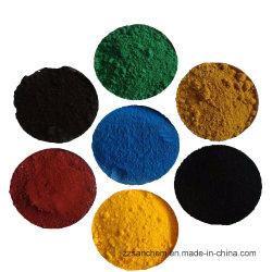 Fabriek Pigment Kleur Poeder Ijzer Oxide Kleur Verf