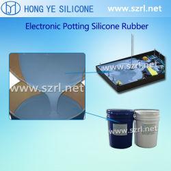 Het elektronische Potting Rubber van het Silicium