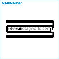 La technologie RFID UHF B41 en aluminium de gravure antenne pour le tag inviolable