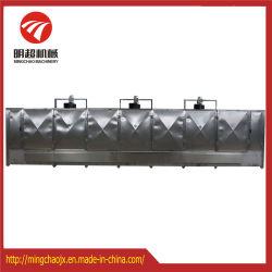 De industriële Drogende Apparatuur van de Riem van de Hete Lucht van de Groente & van het Fruit Multi-Layer