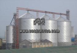Silos تلقائي ذو قاع مسطح 6000 طن من الفولاذ ذي القعر المسطح