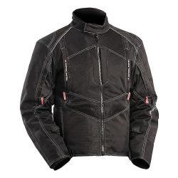 カスタム高品質の織物の防風の防水通気性の網のオートバイのジャケットの衣服