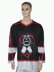 Healong Fashion Design réversible maillot de hockey sur glace