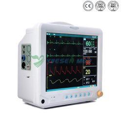 Больница Медицинского сердца жизнедеятельности нескольких параметров монитора пациента для измерения артериального давления