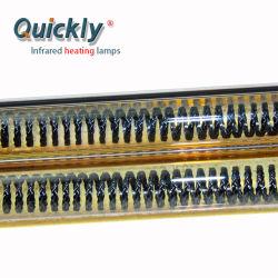 Elemento Calefactor de infrarrojos de fibra de carbono para el precalentamiento