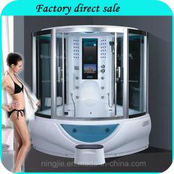 Salle de douche à vapeur de luxe et le surf Massage avec TV (901B)