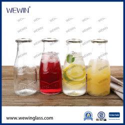 Waterfles Juice fles 4-delige set