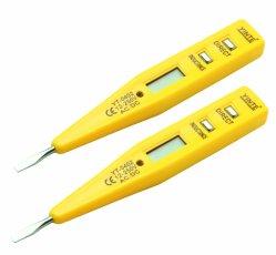 Boa qualidade digital LED alimentado a função elétrica caneta de teste