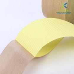 L'isolation thermique en fibre de verre étanche Ruban PTFE pour usage industriel